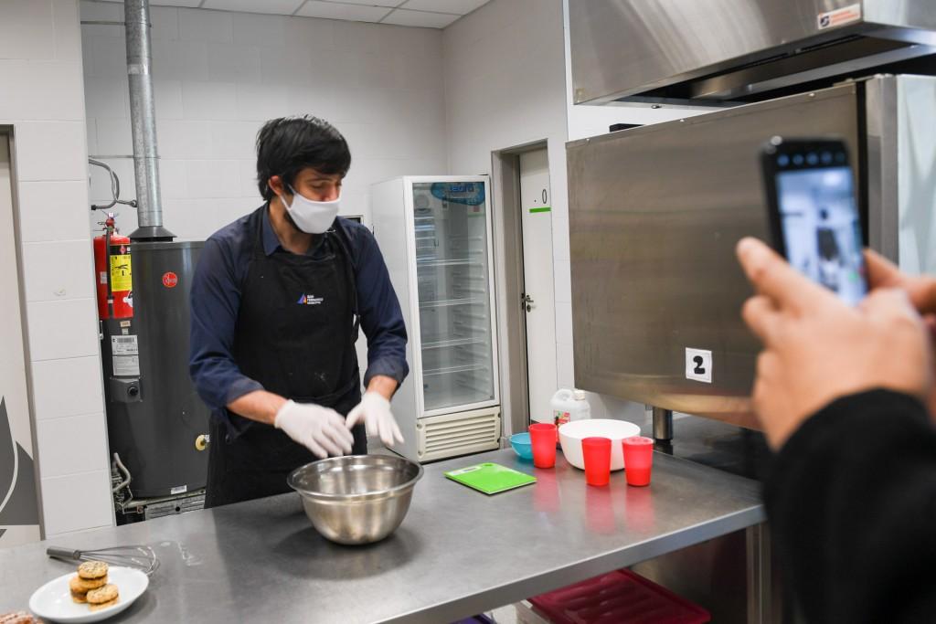 San Fer aprende en casa: la Escuela de Oficios brinda deliciosas clases virtuales de cocina