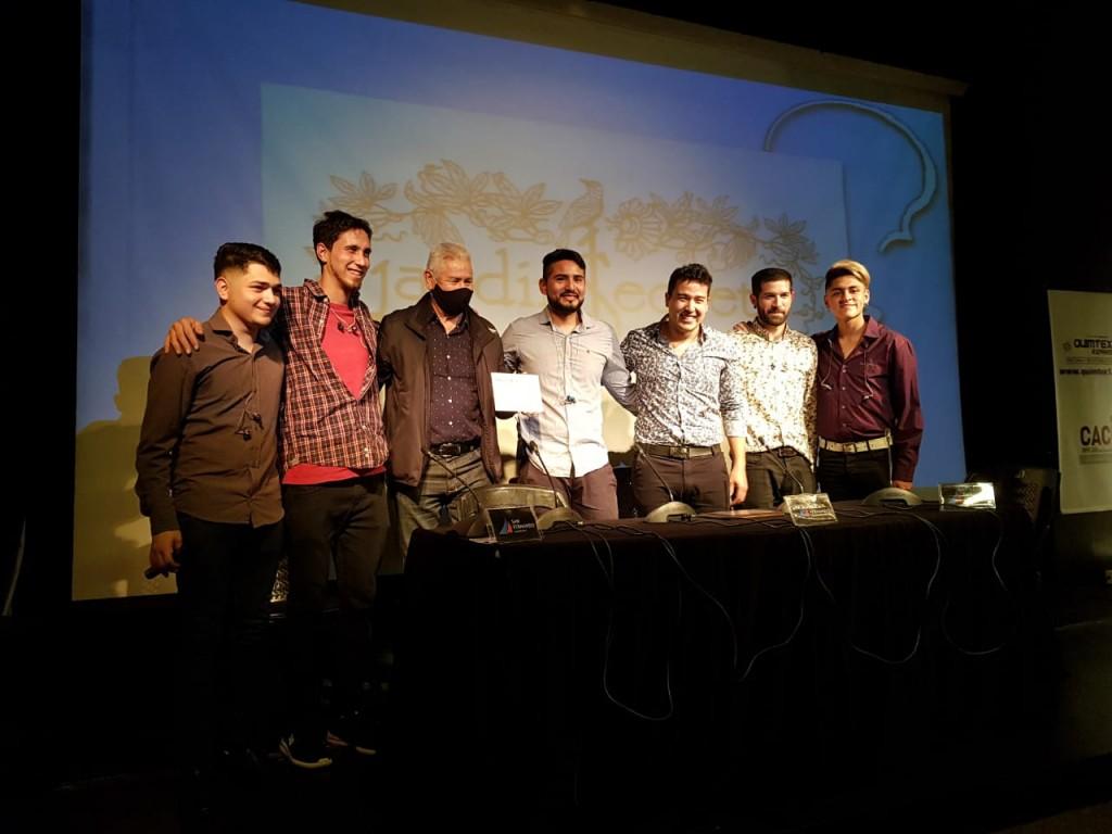 El conjunto folklórico ´La Sacha Fuga´ cumplió 4 años y lo festejó con un gran show virtual en el Teatro Martinelli