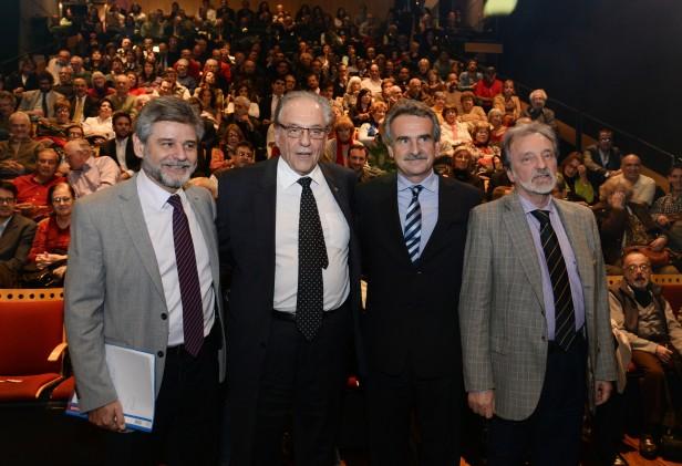 Rossi, Heller y Filmus apoyaron la estrategia del Gobierno en la pelea con los fondos buitre