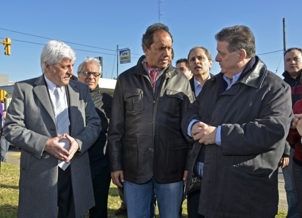 """Luis Andreotti: """"Scioli tendría que haber aprovechado su visita a Luján para confesarse"""""""