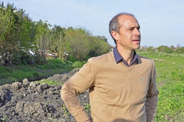 El Municipio construirá un nuevo Reservorio en Virreyes Oeste