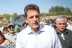 Sergio Massa pidió en Salta que las Fuerzas Armadas colaboren en el control de las fronteras