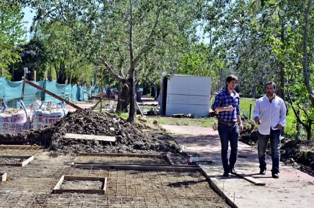 San Fernando incorpora un nuevo corredor aeróbico en la calle Arias