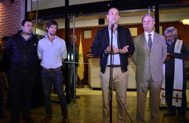 Se inauguró en San Fernando un centro deportivo para los empleados de comercio de la Zona Norte