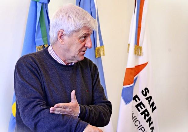 """Luis Andreotti: """"Con lo que manda la Provincia no se cubre la inflación"""""""