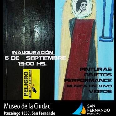 """Muestra """"Del ruido al silencio"""", en el Museo de la Ciudad"""
