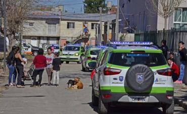 Se recuperaron las luminarias de alumbrado público robadas en San Fernando