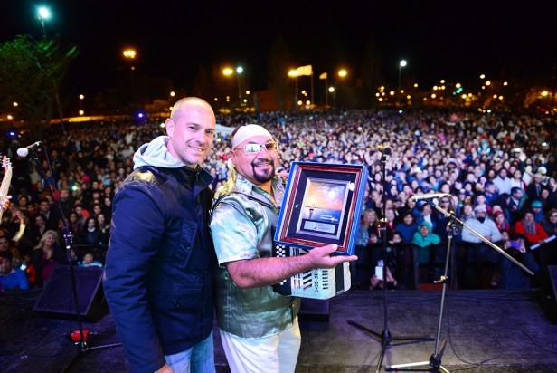 Más de 20.000 vecinos de San Fernando disfrutaron del Festival Primaveral