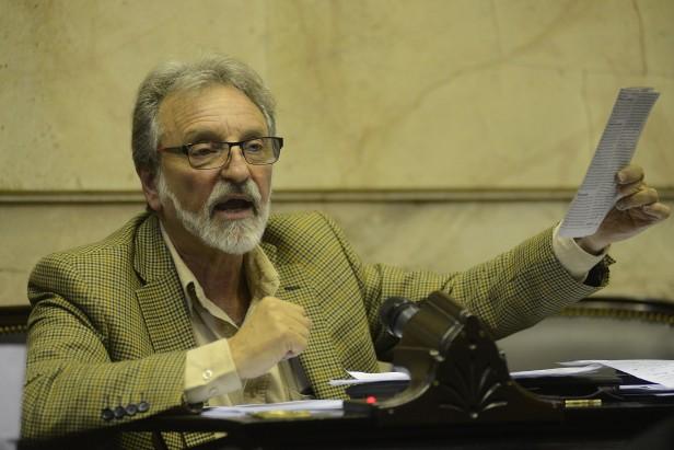 """Para el diputado Junio, la Ley de Actores """"es una gran conquista social"""""""