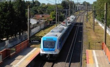 La Línea Sarmiento extiende el horario nocturno del servicio de trenes