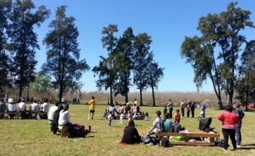 Delta de San Fernando: 7° fecha del Torneo Interisleño de Fútbol, con operativo de salud