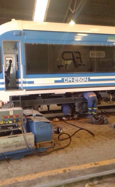 Información publicada por Clarín  sobre el Tren del Valle