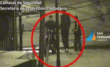 Las Patrullas Municipales de San Fernando frustran el robo de una moto