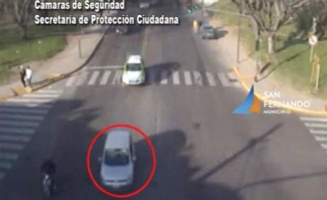 Patrullas Municipales de San Fernando detienen a dos hombres armados tras persecución y choque