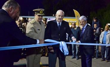 Luis Andreotti inauguró el 20° Salón Náutico en San Fernando