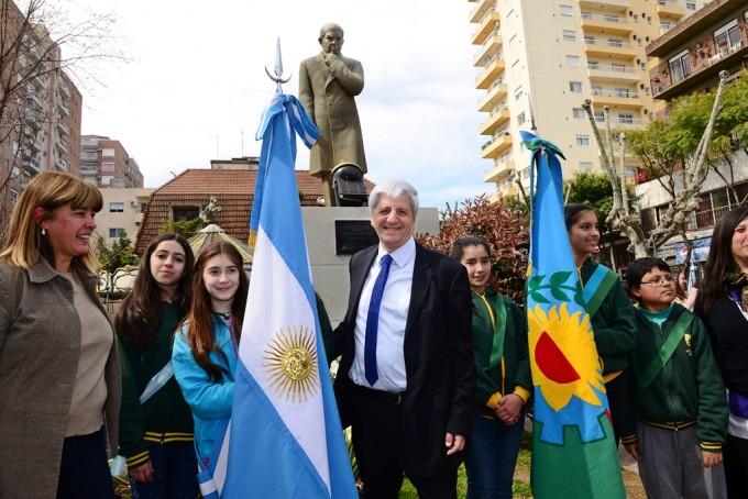 Andreotti homenajeó a docentes por el Día del Maestro