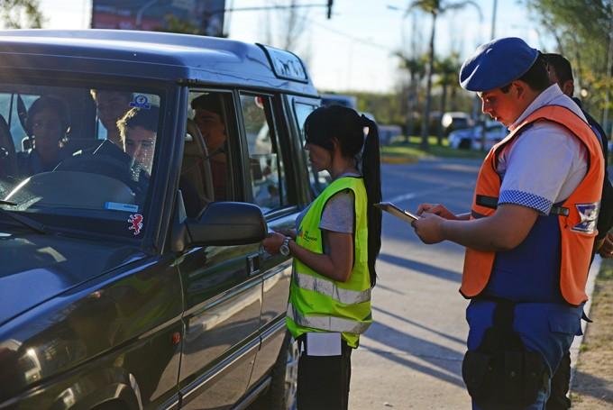 Continúan los operativos de intercepción vehicular en San Fernando