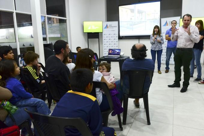 San Fernando realizará controles preventivos de salud a niños de la Liga de Fútbol