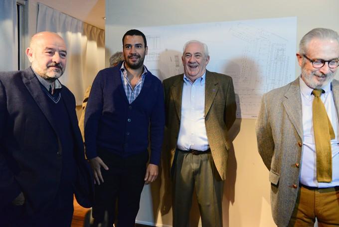 San Fernando acompañó el lanzamiento del 21° Salón Náutico Argentino