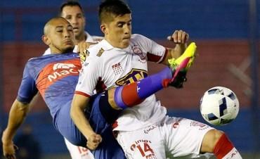 Huracán le empató a Tigre en el último suspiro