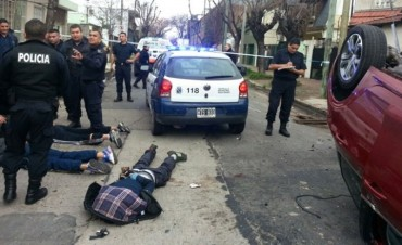 Un muerto y tres detenidos en tiroteo en San Isidro
