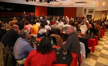 Agrupación Lealtad de Passo organizó charla con la unidad del peronismo como eje