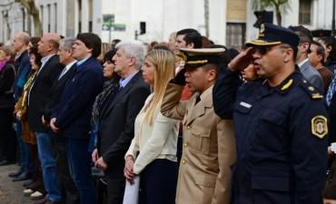 Luis Andreotti homenajeó a docentes por el Día del Maestro