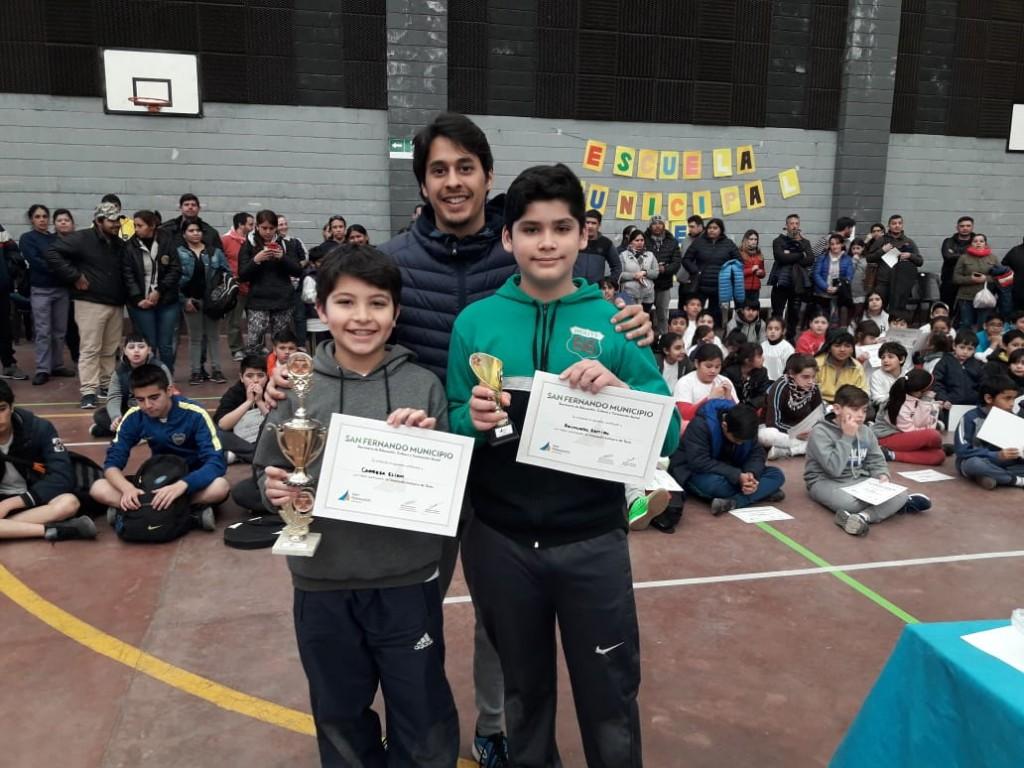 Cientos de chicos participaron del segundo Torneo Inclusivo de Tenis en el Poli 1