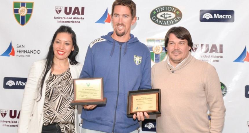 El Municipio y el Club San Fernando reconocieron a los deportistas sanfernandinos