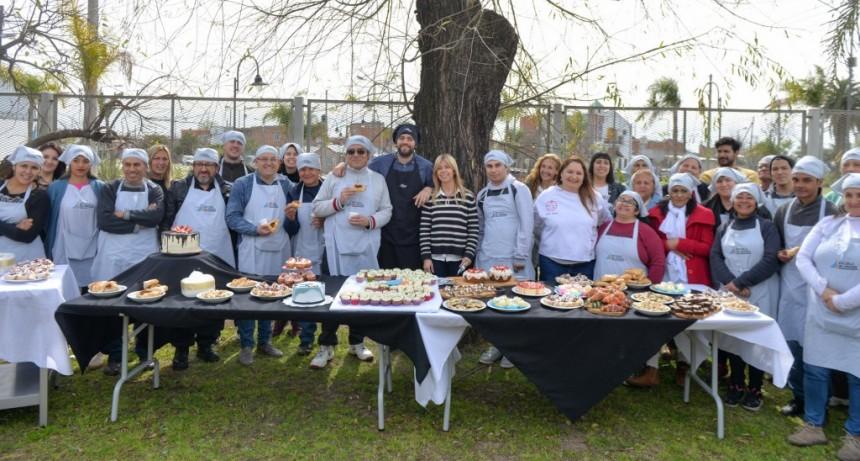 La Escuela de Oficios de San Fernando celebró su 3er aniversario