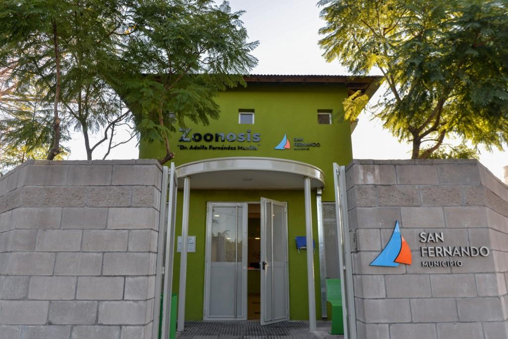 Zoonosis de San Fernando reactiva su actividad con turnos telefónicos