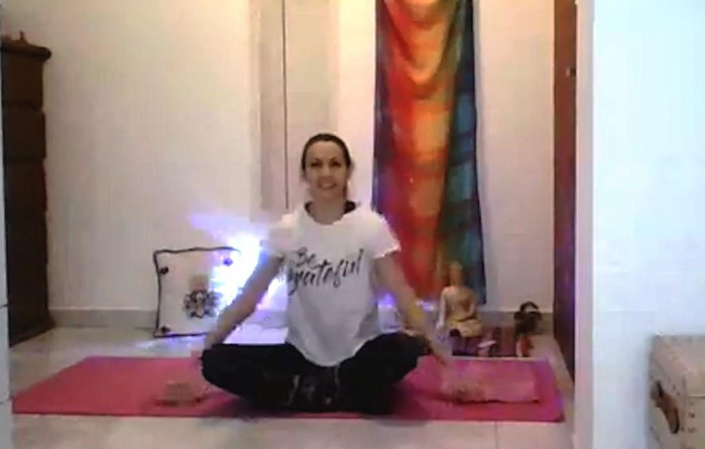 San Fernando Cultura en Casa: continúan con éxito las clases de yoga en vivo por Instagram y Facebook