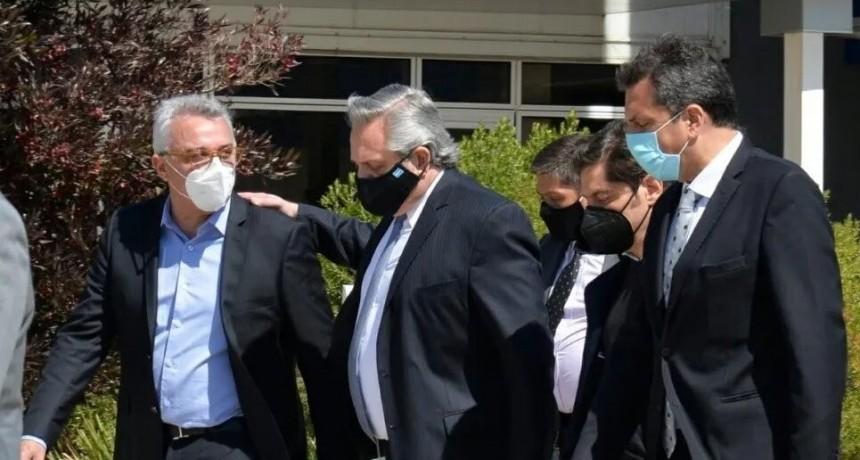Alberto Fernández presentó en Tigre el Plan Nacional de Conectividad junto a Kicillof y Zamora