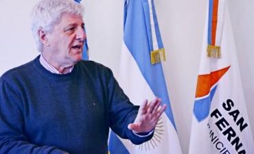 """Luis Andreotti: """"Scioli va por la costanera pública y las marinas de nuestros vecinos"""""""