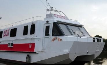 El Catamarán Sanitario reanuda su recorrido en Islas