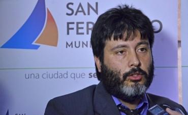 """Concejal Pablo Peredo: """"Este intento de la Provincia tiene intencionalidad política, y tememos que haya un negocio inmobiliario"""""""