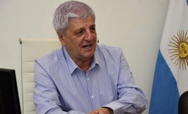 """Luis Andreotti respondió a Álvarez Rodríguez: """"Vayan a ver al Gobernador, que tiene tierras al lado del Río"""""""