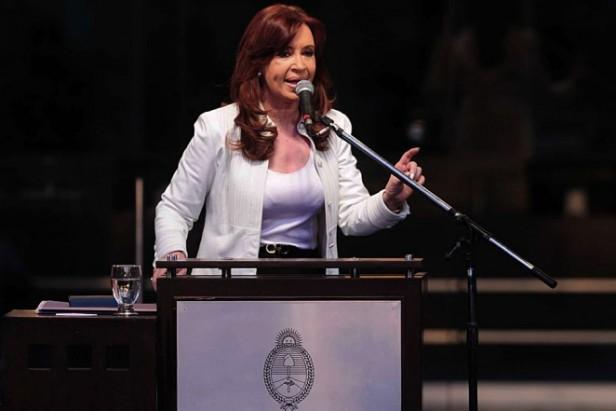 Cristina en Santa Cruz:
