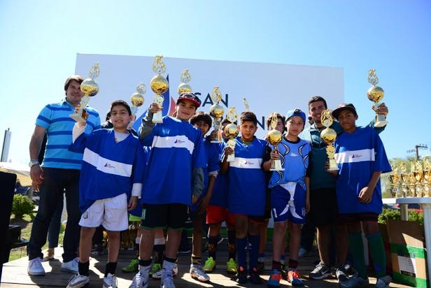 Récord de participación juvenil en el Torneo Municipal de Fútbol de San Fernando