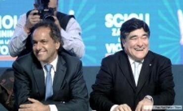 """Scioli: """"Los peronistas con distintas visiones están tomando conciencia"""