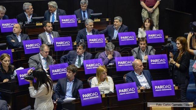 Es ley la paridad de género en los cargos electivos de la Provincia