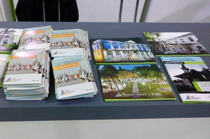 San Fernando presentó su oferta en la Feria Internacional de Turismo