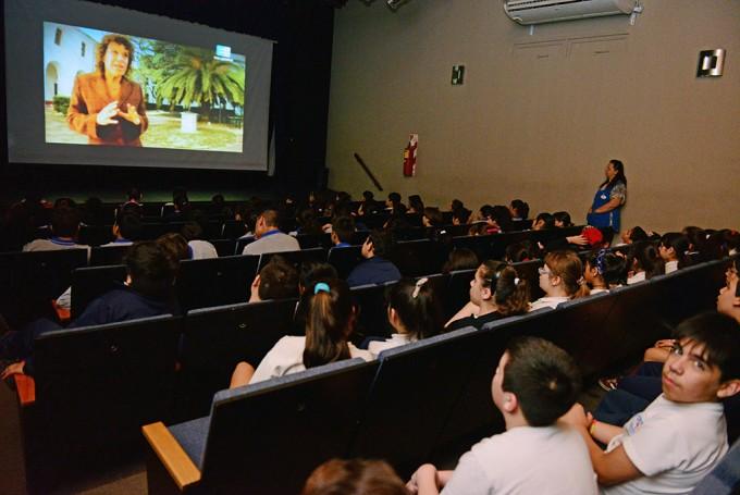 En el Martinelli, el Municipio realizó una actividad por la Diversidad Cultural