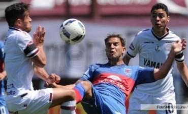 Lanús y Tigre empataron 1 a 1 en la fortaleza del sur