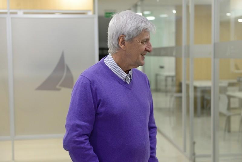 Andreotti supervisó la renovación total de la Secretaría de Economía