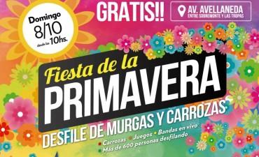San Fernando tendrá un gran desfile de la primavera