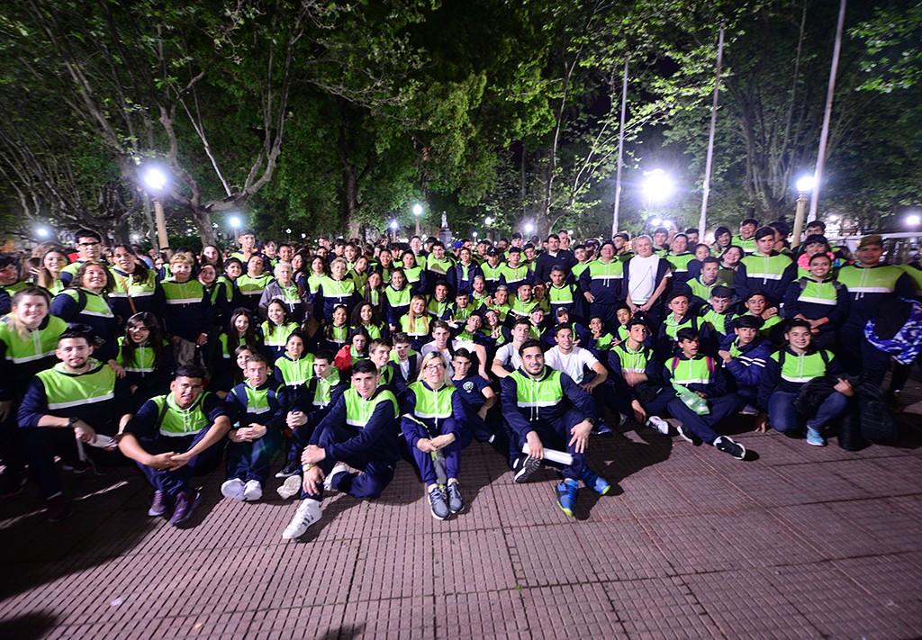 San Fernando llevó la delegación más grande a los Juegos Bonaerenses