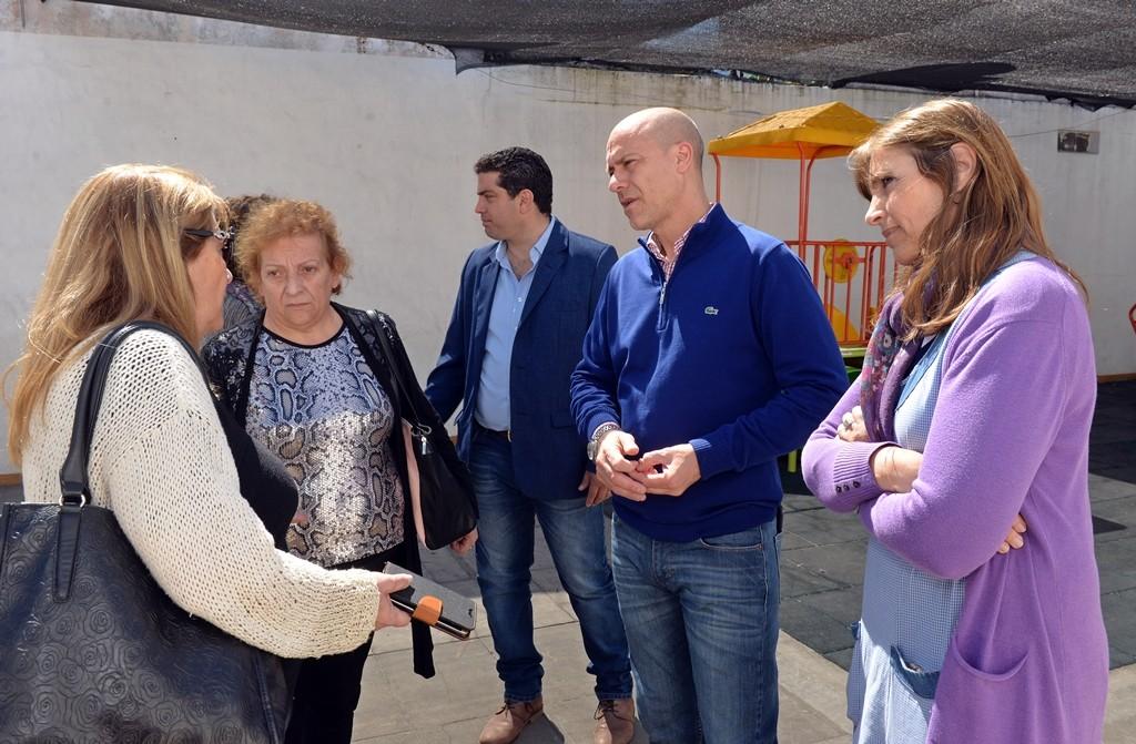 San Fernando equipó al Jardín Nº 931 con una nueva cocina industrial para su comedor