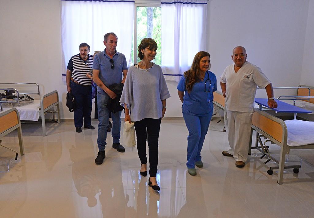 San Fernando: Avanza la ampliación y remodelación del Hospital de Islas 'Dr. Oscar do Porto'