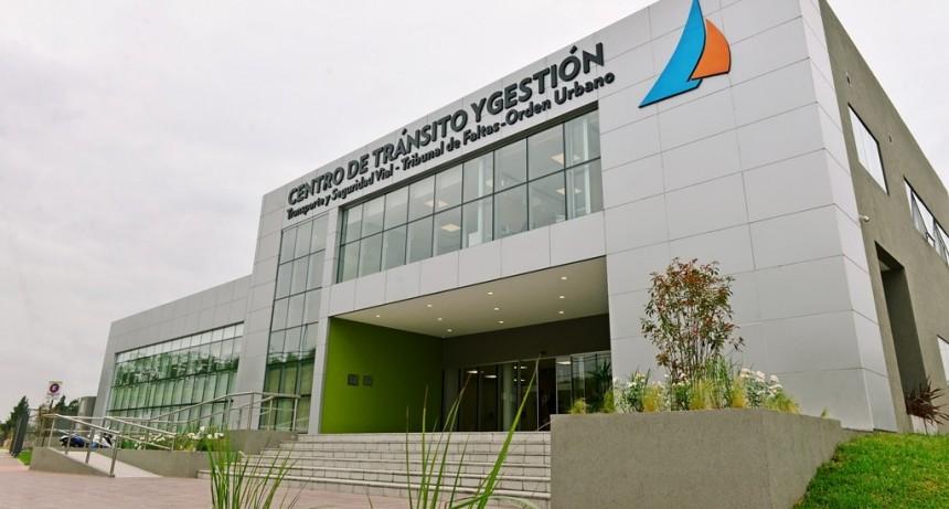 El Centro de Gestión y Tránsito de San Fernando brinda un servicio ágil y cómodo con turnos online